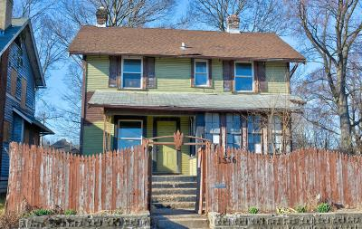 Columbus Single Family Home For Sale: 1356 Cole Street