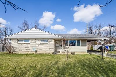 Columbus Single Family Home For Sale: 5012 Beatrice Drive