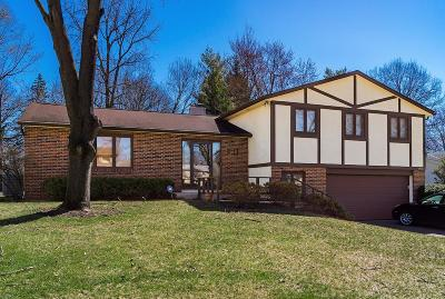 Upper Arlington Single Family Home For Sale: 4500 Sussex Drive