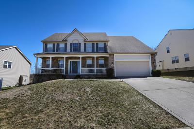 Canal Winchester OH Single Family Home For Sale: $299,900