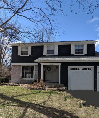 Reynoldsburg OH Single Family Home For Sale: $225,000