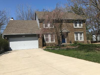 Powell OH Single Family Home For Sale: $319,900