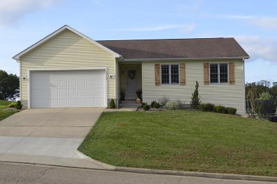 Logan OH Single Family Home For Sale: $183,900