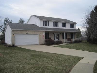Fayette County Single Family Home For Sale: 1300 Reservoir Court
