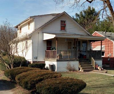 Franklin County, Delaware County, Fairfield County, Hocking County, Licking County, Madison County, Morrow County, Perry County, Pickaway County, Union County Single Family Home For Sale: 301 Maplewood Avenue