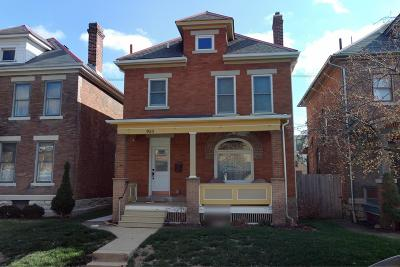 Columbus OH Single Family Home For Sale: $460,000