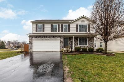 Pickerington OH Single Family Home For Sale: $249,900