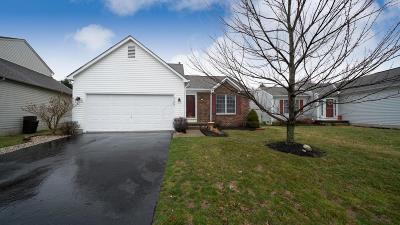 Lewis Center OH Single Family Home For Sale: $229,900