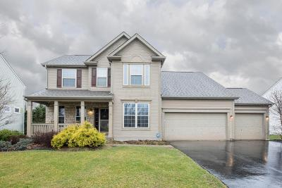 Canal Winchester OH Single Family Home For Sale: $364,900