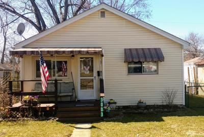 Columbus OH Single Family Home For Sale: $71,500