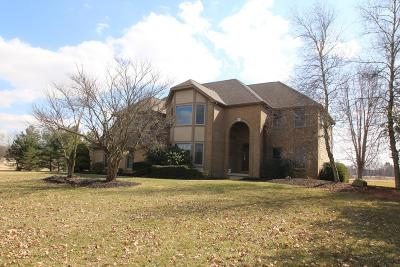 Sunbury Single Family Home For Sale: 13040 N Old 3c Road