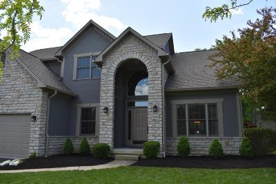 Westerville Single Family Home For Sale: 7426 Hawksbeard Drive