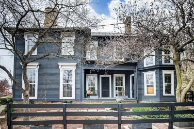 Granville Single Family Home For Sale: 403 E Broadway