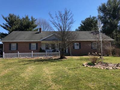Sunbury Single Family Home Sold: 2000 N State Route 61