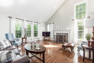 Dublin  Single Family Home For Sale: 4330 Yellow Wood Drive