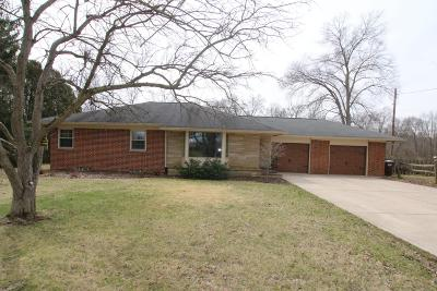 Sunbury Single Family Home For Sale: 9224 E State Route 37