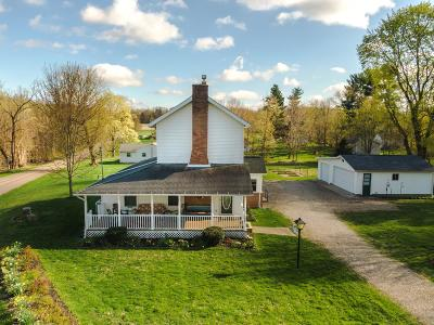 Fredericktown Single Family Home For Sale: 18797 Old Mansfield Road