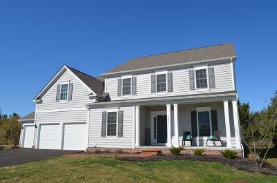 New Albany Single Family Home For Sale: 6861 Wentworth Drive