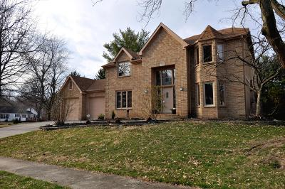 Reynoldsburg Single Family Home For Sale: 7732 Quarry Cliff Court