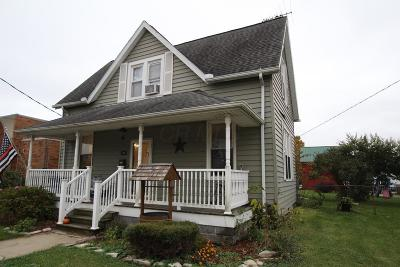 Mount Sterling Single Family Home For Sale: 59 W Columbus Street