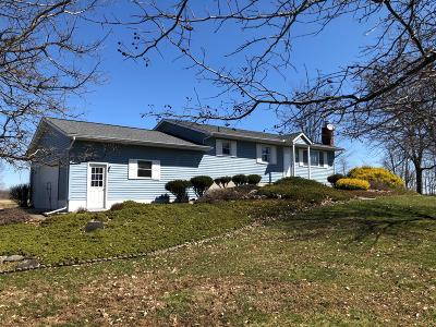 Thornville Single Family Home For Sale: 8400 State Route 256 Road NE