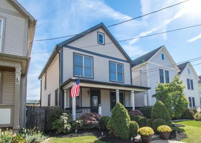 Columbus Single Family Home For Sale: 976 N 6th Street