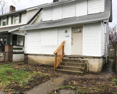 Columbus Single Family Home For Sale: 430 S Yale Avenue