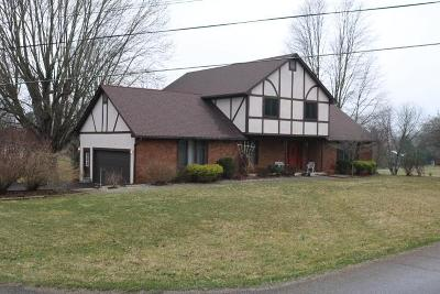 Mount Vernon OH Single Family Home For Sale: $285,000