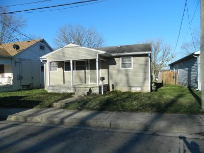 Circleville Single Family Home For Sale: 149 Fairview Boulevard