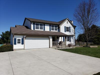 Single Family Home For Sale: 12749 Gorsuch Road