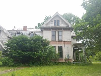 Delaware Single Family Home For Sale: 6509 Olentangy River Road