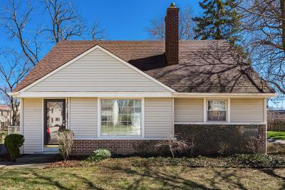 Single Family Home For Sale: 1760 Glenn Avenue