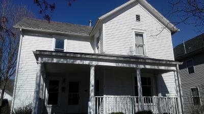 Bremen Single Family Home For Sale: 327 Purvis Avenue