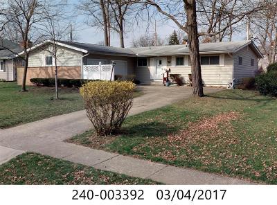 columbus Single Family Home For Sale: 4890 Hamden Way