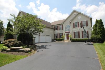 Westerville Single Family Home For Sale: 6418 Grasslands Court