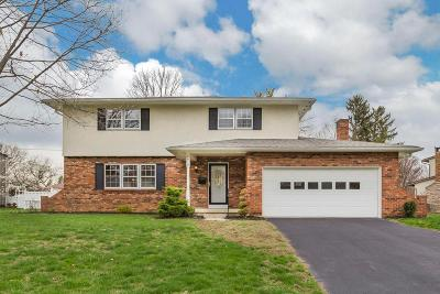 Upper Arlington Single Family Home Sold: 4410 Norwell Drive