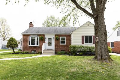 Single Family Home For Sale: 119 E Weisheimer Road