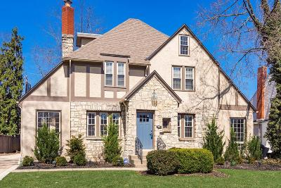 Upper Arlington Single Family Home For Sale: 1904 Berkshire Road