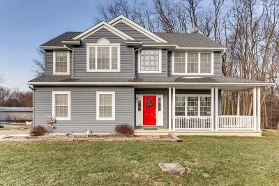 Fredericktown Single Family Home For Sale: 7491 Township Road 119