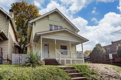 Single Family Home For Sale: 1052 S Champion Avenue