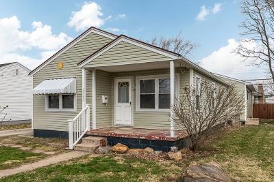 Fayette County Single Family Home For Sale: 1542 Washington Avenue