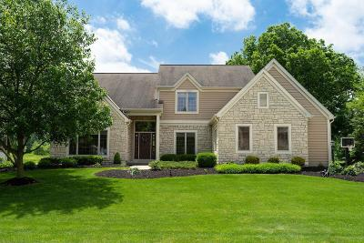 Westerville Single Family Home For Sale: 5668 Medallion Drive E