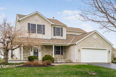 Hilliard Single Family Home For Sale: 6350 Debidare Court