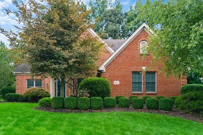 Westerville Single Family Home For Sale: 8290 Harvest Wind Drive