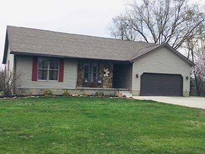 Chillicothe OH Single Family Home For Sale: $234,900