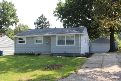 Reynoldsburg Single Family Home For Sale: 1626 Rygate Drive