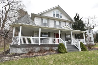 Single Family Home For Sale: 4490 North Street