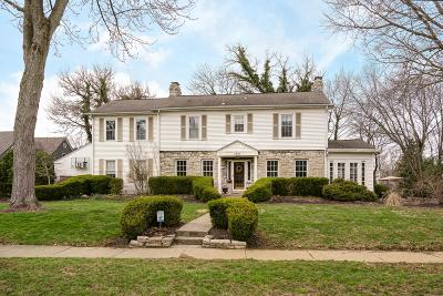 Upper Arlington Single Family Home For Sale: 1981 Bedford Road