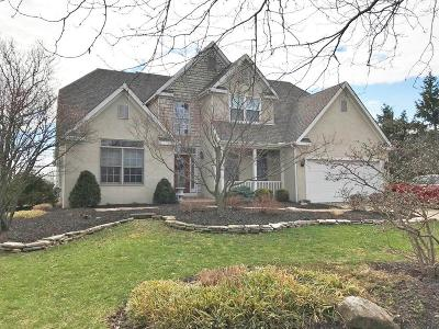 Lewis Center Single Family Home Sold: 5725 Beechmont Drive