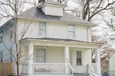 Columbus OH Single Family Home For Sale: $168,000